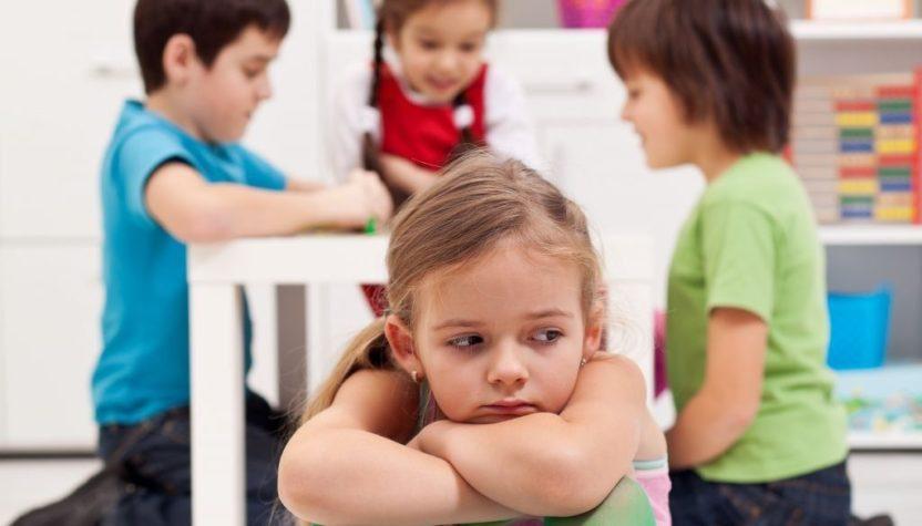 Как научить ребенка не бояться общения?