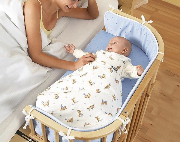 Нужна ли маленькому ребенку отдельная комната?