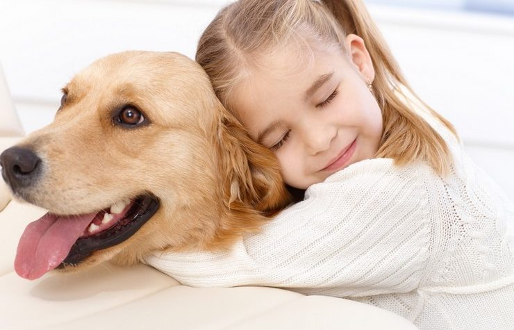 5 шагов перед тем, как завести ребенку питомца