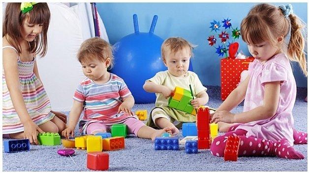 Игры с детьми 2 лет