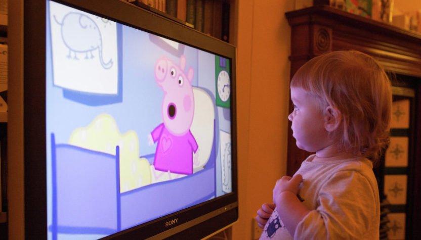 Влияние мультфильмов на развитие ребенка