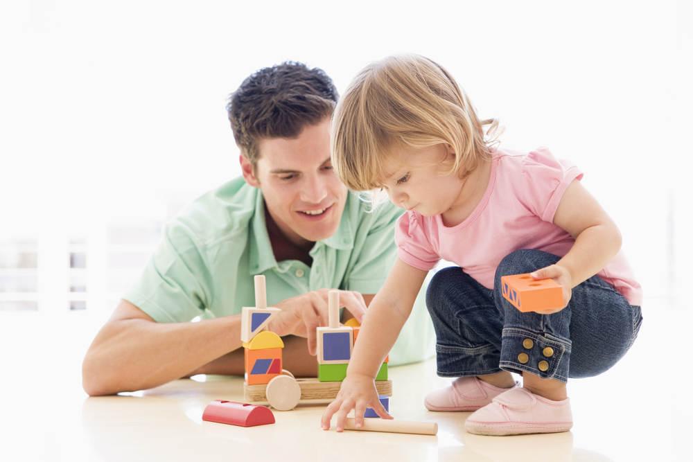 Развивающие игры для ребенка