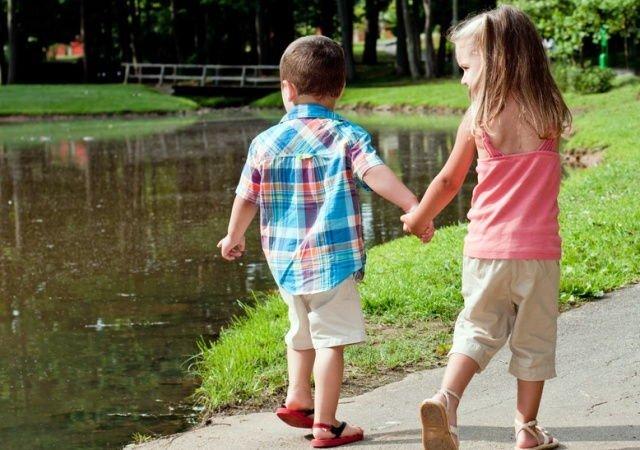Прогулки на свежем воздухе для детей