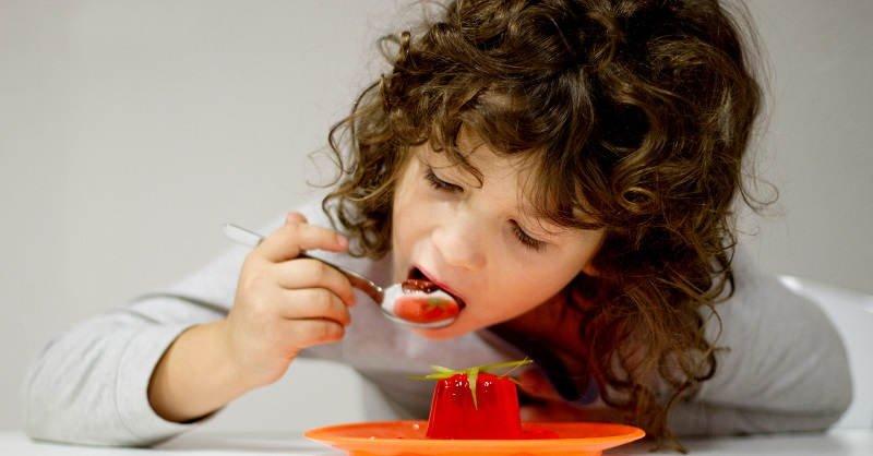 Полезные сладости для ребенка