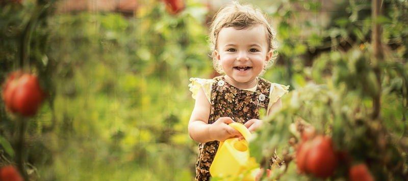польза помидоров для ребенка