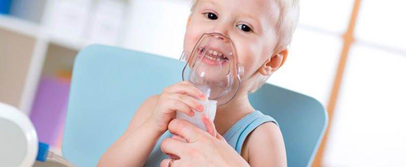 Ингаляции для детей с нафтизином