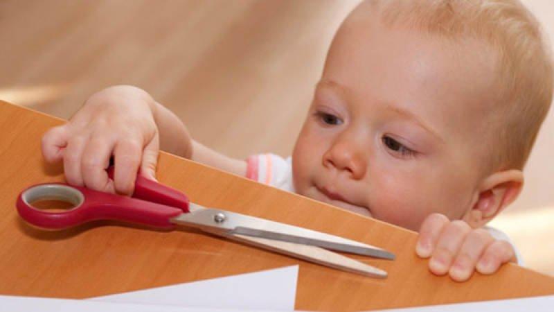 Внезапные детские травмы, о которых можно даже не догадаться